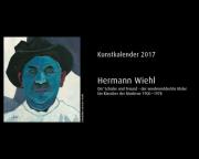 Hermann Wiehl Kunst-Kalender 2017